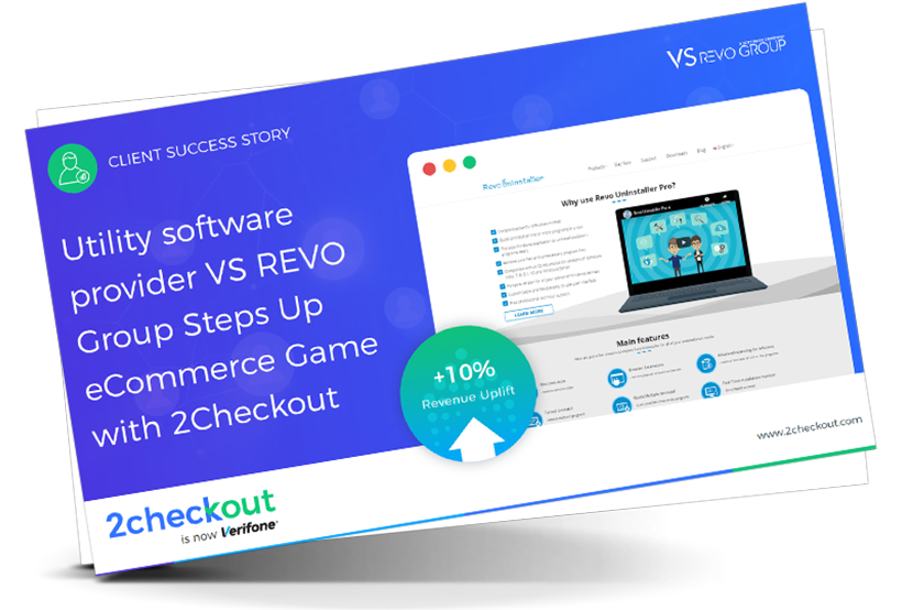 Utility software provider VS REVO Group Steps Up eCommerce Game with 2Checkout