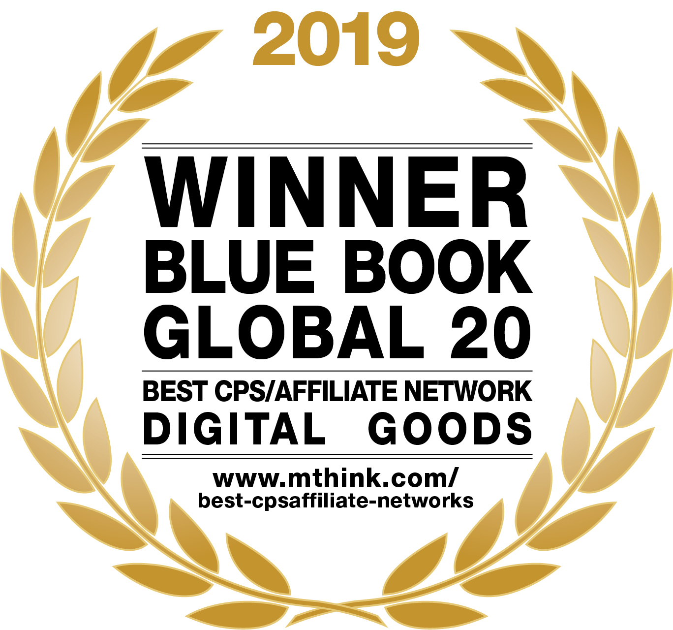 2Checkout's Affiliate Network Leading mThink Blue Book in Digital Goods Five Years Running