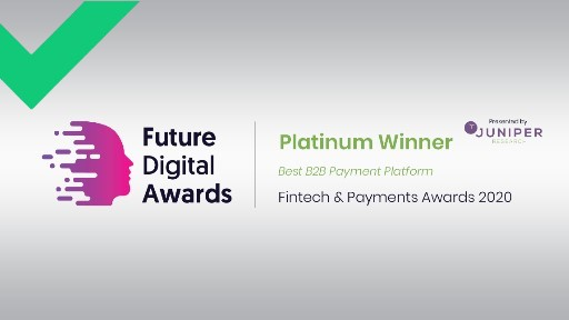 2Checkout Recognized as Best B2B Payment Platform by the Future Digital Awards