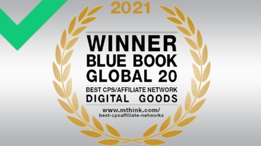 2Checkout's Affiliate Network Leading mThink Blue Book in Digital Goods Seven Years Running